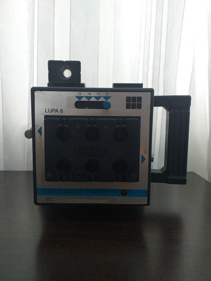 Máquina Fotográfica Polaroid Lupa 6 - Nikon Canon Kodak Jvc