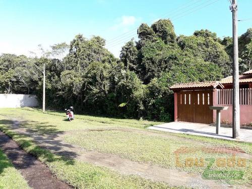 Terreno Para Venda Em Peruíbe, Sao Luiz - 1790_2-732420