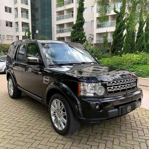 Imagem 1 de 15 de Land Rover Discovery 4 5.0 V8 Gasolina Hse 4wd Automático
