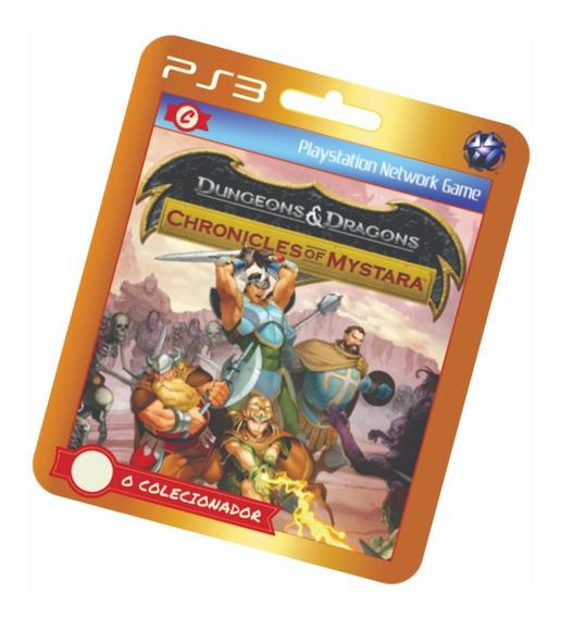 Dungeons & Dragons Chronicles Of Mystara Ps3