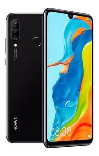 Celular Huawei P30 Lite 128gb Triple Cam 24/8/2mpx Ram4gb 4g
