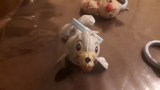 Seal Pokemon Muñeco Peluche Burger King Nintendo Oficial
