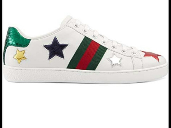 Zapatillas Gucci Originales 41 Arg. 9uk