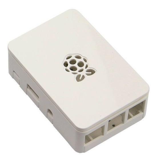 Case Original Premium C/ Suporte P/câmera P/raspberry Pi3 F