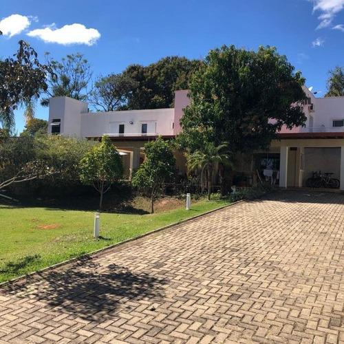 Chácara Com 3 Dormitórios Para Alugar, 900 M² Por R$ 5.500,00/mês - Parque Xangrilá - Campinas/sp - Ch0005