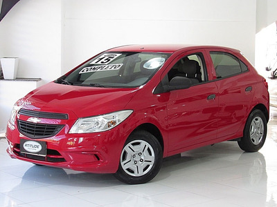 Chevrolet Onix 1.0 Mpfi Ls 8v Flex 4p Manual 2015