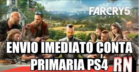 Farcry 5 Gold Edition Ps4 - Mídia Digital Primaria