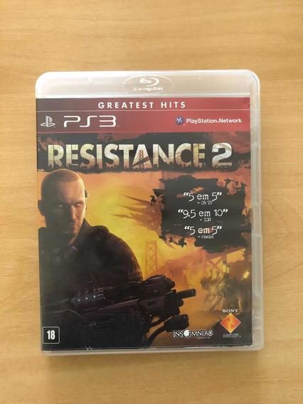 Resistance 2 Greatest Edition Ps3 Frete Grátis