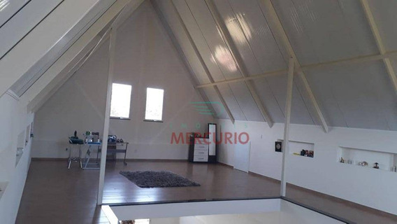 Chácara Com 2 Dormitórios À Venda, 2502 M² Por R$ 470.000,00 - Residencial Real Village - Piratininga/sp - Ch0144