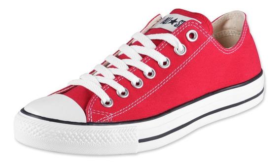 Converse Originales Choclo Rojo