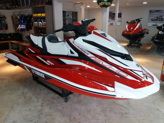 Yamaha Gp 1800 Ano 2018 Vermelho Racing Turbo 300 Hp 1800cc