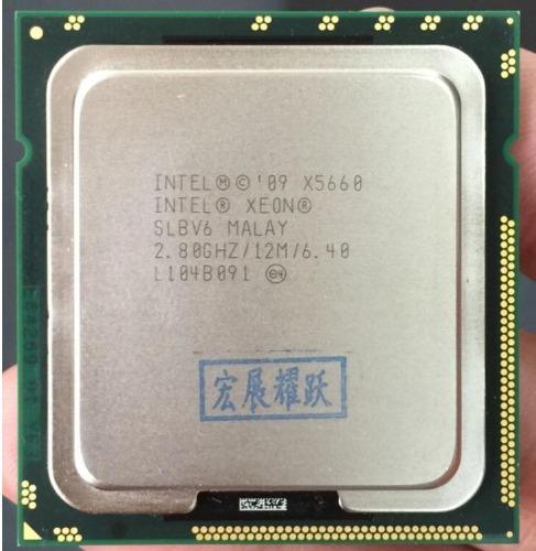 Processador Xeon X5660 Hexa-core 6/12 3.2ghz Envio Imediato