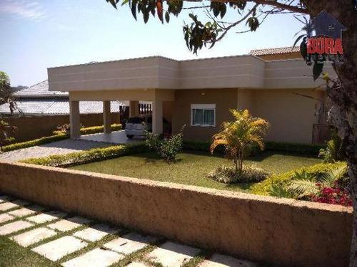 Casa Com 4 Dormitórios À Venda, 246 M² Por R$ 960.000,00 - Condominio Parque Das Garças Ii - Atibaia/sp - Ca0381