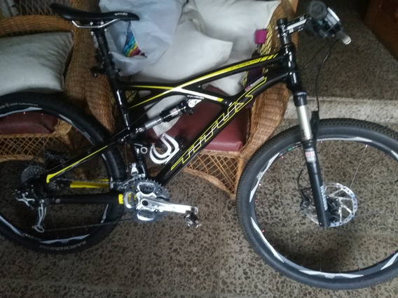 Bicicleta Mtb Talla 26 Full Carbón