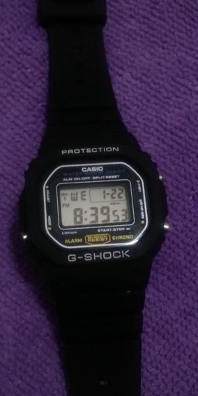 Relógio Casio G-shock Dw 5600 Fundo Rosca Leia A Descrição