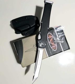Canivete Esportivo Microtech Halo Vl Faca Original Microtech