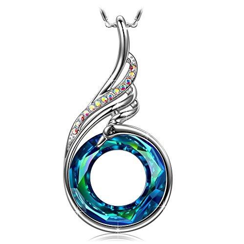 Collar De Kate Lynn Para El Collar Cristales Mujeres Colgan