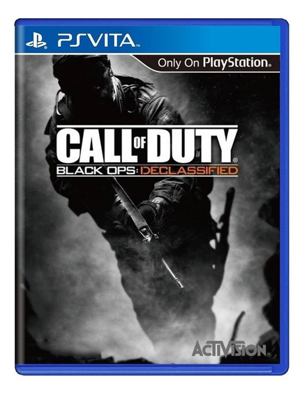 Call Of Duty Ps Vita | Mídia Física