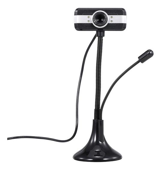 640* 480p Pc Webcam Full Hd Web Cam Usb Portátil Laptop