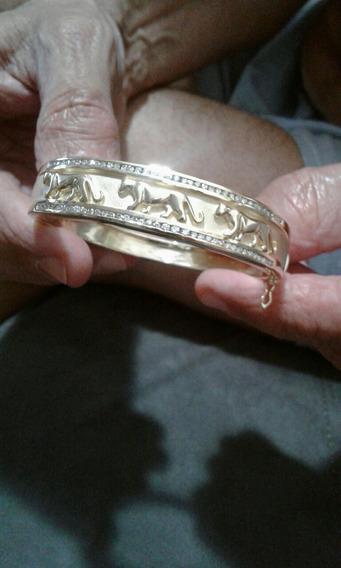 Bracelete Com Brilhantes