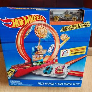Oferta! Hot Wheels Pizza Rápida Nuevo