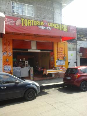 Traspaso Torteria Y Loncheria