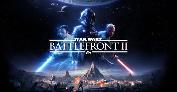 Star Wars Battlefront Ii + 1 Jogo ( Mídia Física) Pc - Dvd
