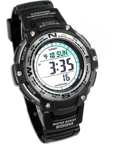 Relojes Casio De Hombre En Termometros Radiofrecuencia Para rQdtsCh