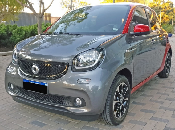 Smart Forfour Play Automático