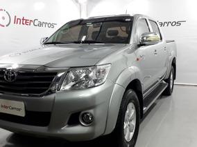 Toyota Hilux 2.7 Sr C.d 4x2 Flex Aut. 4p