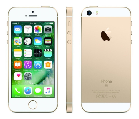 Celular Apple iPhone 5s 16gb Reacondicionado Desbloqueado
