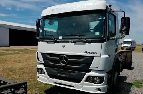 Mercedes-benz Atego 1721/48 Cabina S. Techo B. 0km Besten Lc