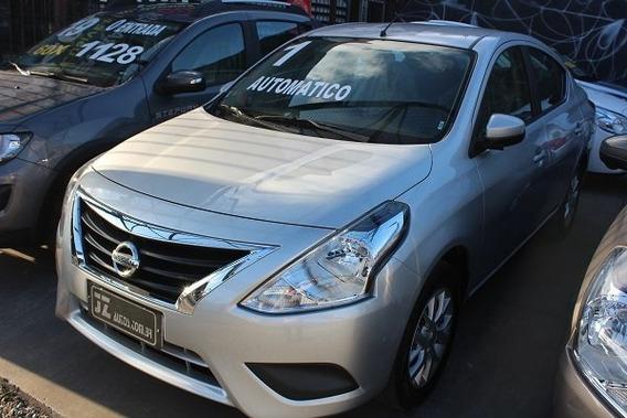 Nissan Versa 1.6 16v Flex Sv 4p Xtronic 0768