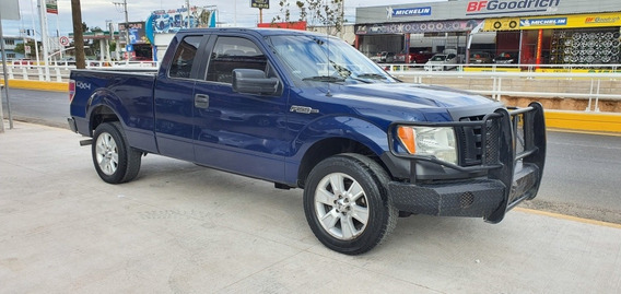 Ford Lobo 5.0l Xlt Cabina Doble 4x4 Mt 2011