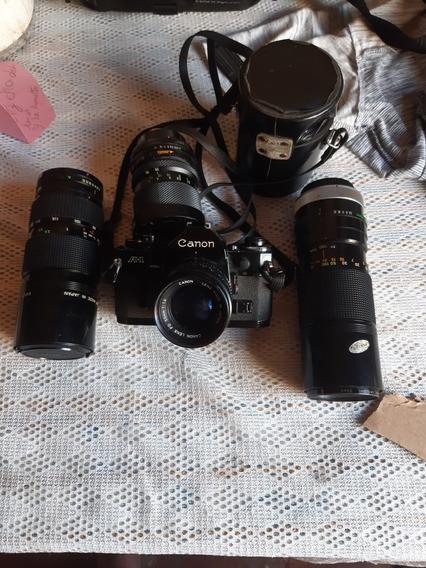 Camara Fotografica Canon En Perfecto Estado