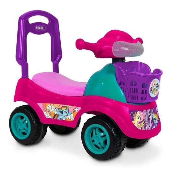 Auto Pata Pata Andador My Little Pony Caminador Nenas Hb