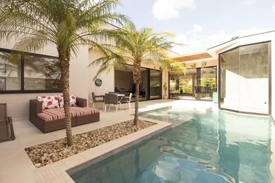 Casa Residencial À Venda, Condomínio Reserva Do Itamaracá, Valinhos. - Ca5546