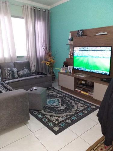 Imagem 1 de 12 de Apartamento Com 2 Dorms, Itararé, São Vicente - R$ 280 Mil, Cod: 2680 - V2680
