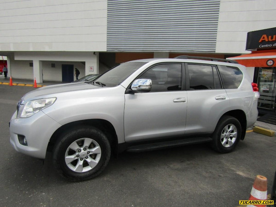 Toyota Prado Prado Tx Blindada