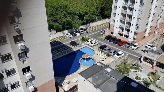 Apartamento Novas Cores Com Suite Com Ótimo Preço