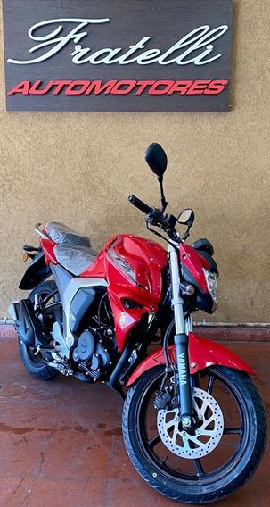 Yamaha Fz 16 Okm El Mejor Precio Del Mercado!!! Financio
