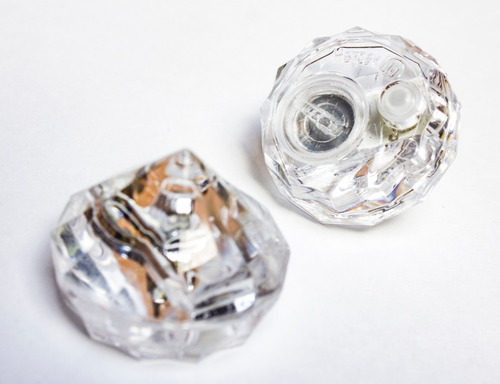 Diamante -vela Led Impermeable