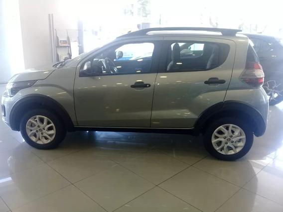Fiat Mobi Retira Con Tu Auto Usado O $65000 A*