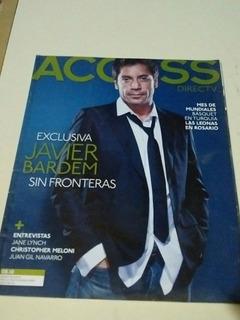 Javier Bardem Revista Access