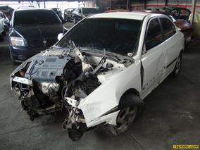 Chocados Hyundai 2.0 L A/t