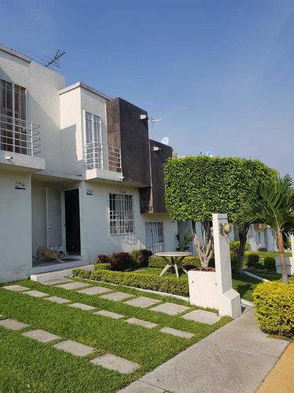Hermosa Casa En Venta En Xochitepec (morelos) 3 Recamaras