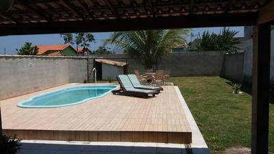 Casa Em Itaipuaçu 2 Quartos, Piscina E Churrasqueira - 382