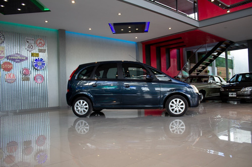 Chevrolet Meriva Gls 1.8 16v. Nafta 2008 Azul