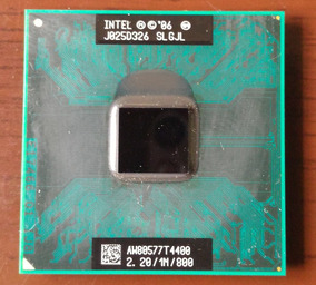 Processador Notebook T4400 Intel E17466 2.20ghz