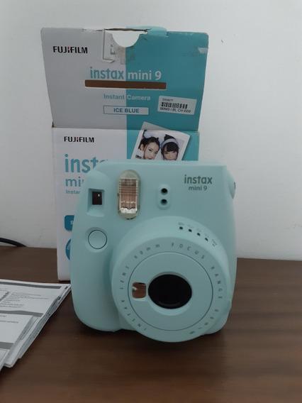 Camera Polaroid Instax Fujifilm Mini 9